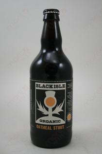 Blackisle Organic Oatmeal Stout 16.9fl oz