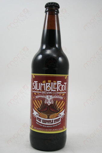 Stumblefoot Otay Chipotle Stout 22fl oz