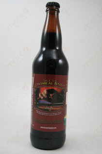 Iron Springs Oatmeal Stout 22fl oz