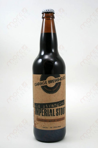 Garage Brewing Co Old Strangler Imperial Stout 22fl oz