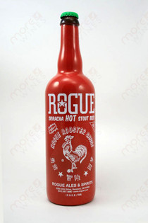 Rogue Sriracha Hot Stout Beer 750ml