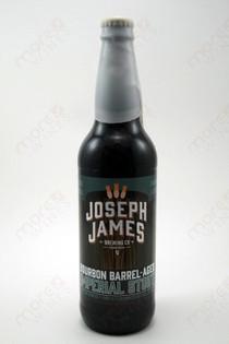 Joseph James Brewing Bourbon Barrel Aged Imperial Stout 22fl oz