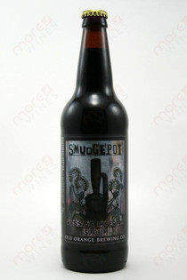 Old Orange Brewing Smudgepot Russian Imperial Stout 22fl oz