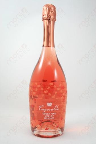 Caposaldo Sweet Pink Merlot Moscato 750ml