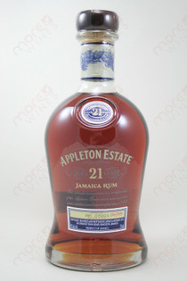 Appleton Estate 21 Year Old Whiskey 750ml