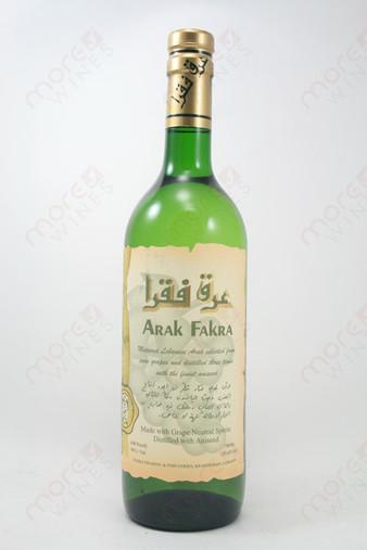 Arak Fakra 750ml