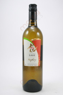 Hana Raspberry Sake 750ml