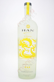 Han Citruss Soju Asian Vodka 750ml