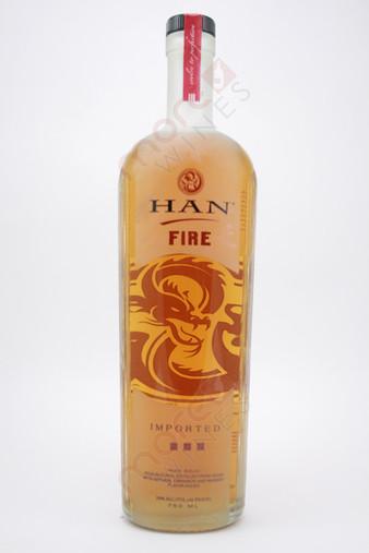 Han Fire Soju Asian Vodka 750ml