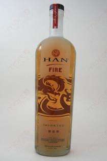 Han Soju Fire 750ml