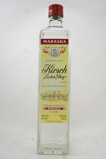 Maraska Kirsch Extra Dry Cherry Brandy 750ml