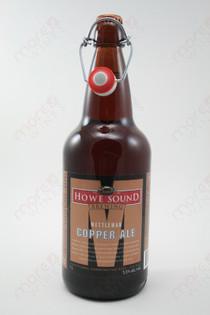 Howe Sound Mettleman Copper Ale