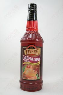 Tavern Grenadine Syrup 1L