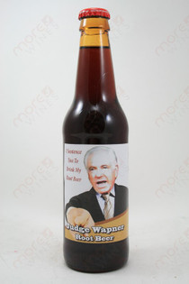 Real Soda Judge Wapner Root Beer 12fl oz