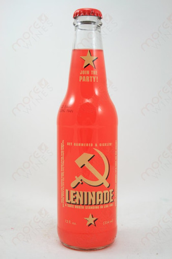 Real Soda Leninade 12fl oz