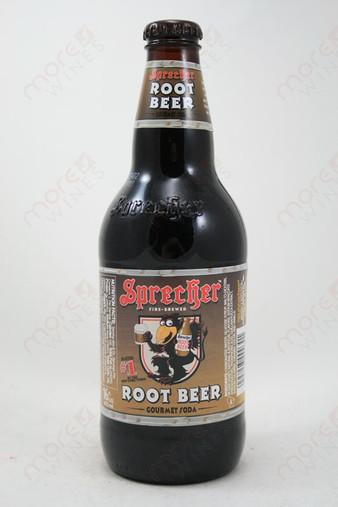 Sprecher Root Beer 16fl oz