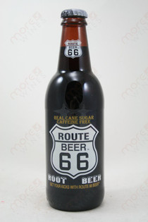 Route 66 Root Beer 12fl oz