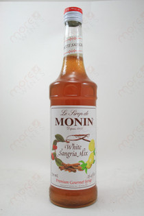 Monin White Sangria Mix 750ml