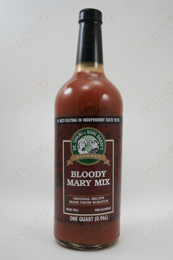 Dr. Swami & Bone Daddy's Bloody Mary Mix 1L