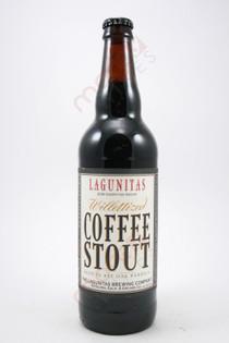 Lagunitas Willettized Coffee Stout 22fl oz