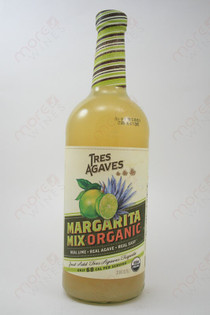 Tres Agaves Margarita Mix 1L