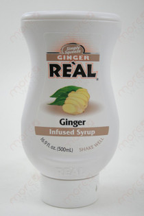 Real Ginger Infused Syrup 500ml