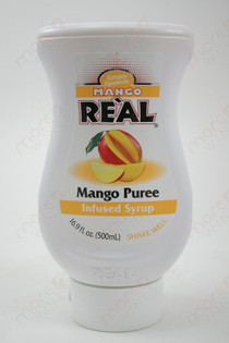 Real Mango Puree Infused Syrup 500ml