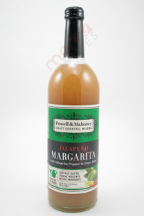 Powell & Mahoney Jalapeno Margarita Cocktail mixer 750ml