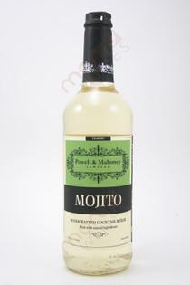 Powell & Mahoney Limited Mojito Cocktail Mixer 750ml
