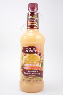 Master of Mixes White Peach Daiquiri/Margarita Mix 1L