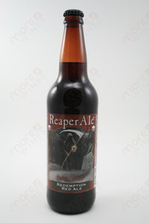 Reaper Redemption Red Ale