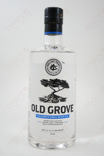 Ballast Point Old Grove Gin 750ml