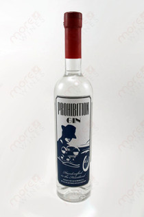 Prohibition Gin 750ml