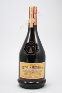 Royale Montaine France Pavillon d'Orange Cognac and Orange Liqueur 1L