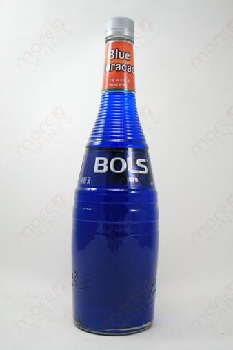 Bols Blue Curacao Liqueur 1L