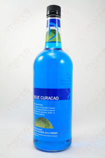 Deauville Blue Curacao 1L