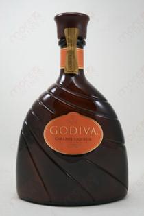 Godiva Caramel Liqueur 750ml