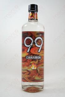99 Cinnamon Liqueur 750ml