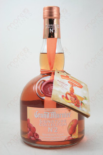 Grand Marnier Signature Collection Raspberry Peach 750ml
