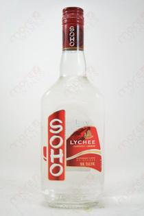 Soho Lychee 750ml