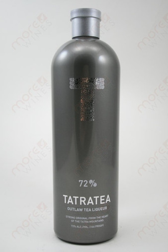 Tatratea Outlaw Tea Liqueur 750ml