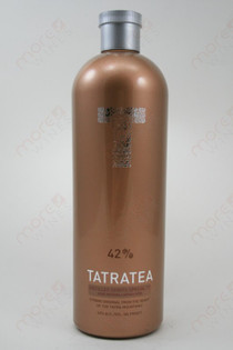Tatratea Peach Tea Liqueur 750ml