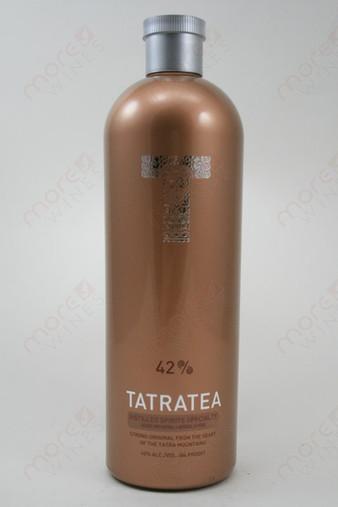 Tatratea Peach Tea Liqueur 750ml