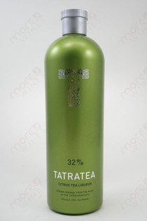 Tatratea Citrus Tea Liqueur 750ml