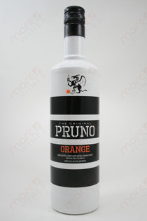 Pruno Orange Liqueur 750ml