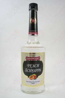 Paramount Peach Schnapps 750ml