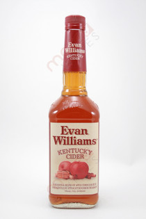 Evan Williams Kentucky Cider Liqueur 750ml