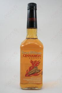 Evan Williams Cinnamon Reserve Liqueur 750ml