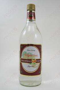 Colonial Club Triple Sec Liqueur 1L
