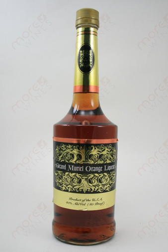 Grand Muriel Orange Liqueur 750ml